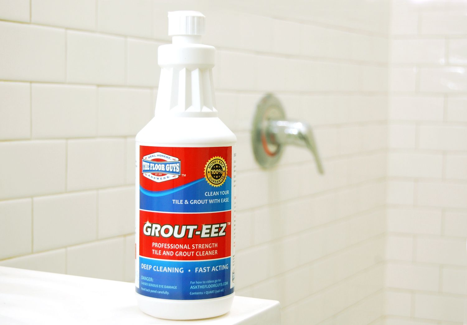 The 8 Best Grout Cleaners Of 2020