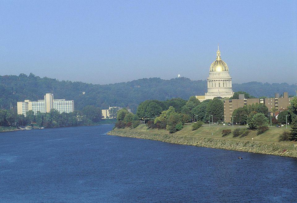 Charleston West Virginia State Capitol