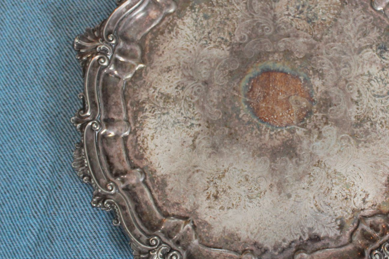 How to Refurbish Silver Plated Items