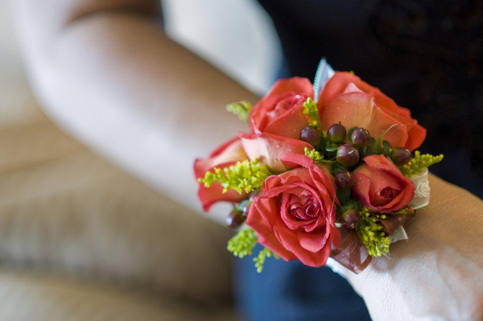 Ramillete de la boda