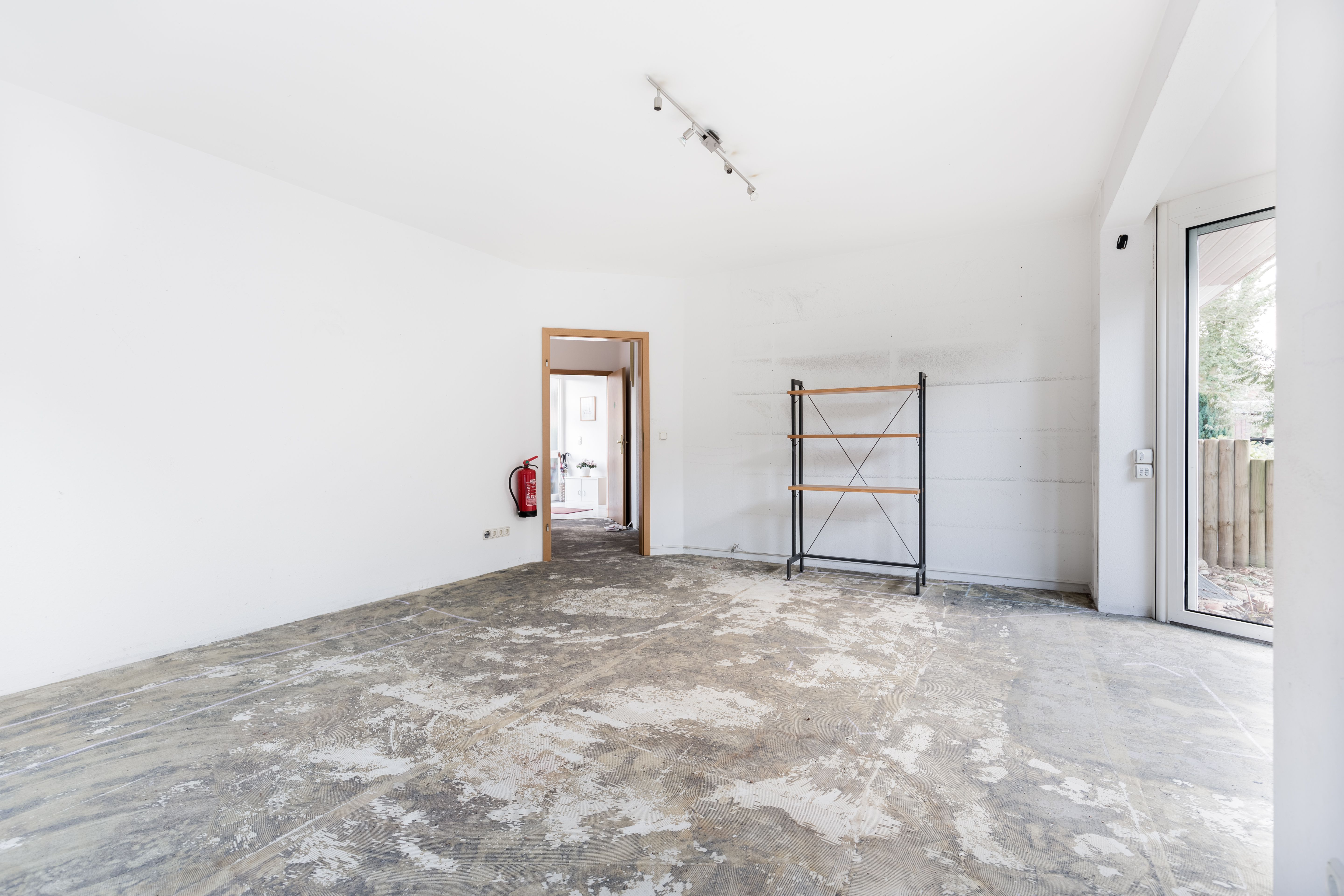How To Conduct A Moisture Test For Concrete Floors