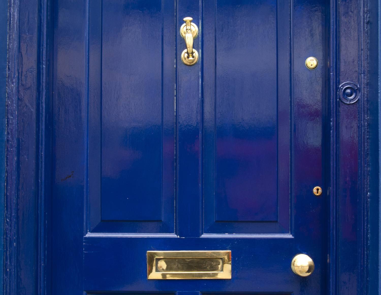 feng shui door color Southeast