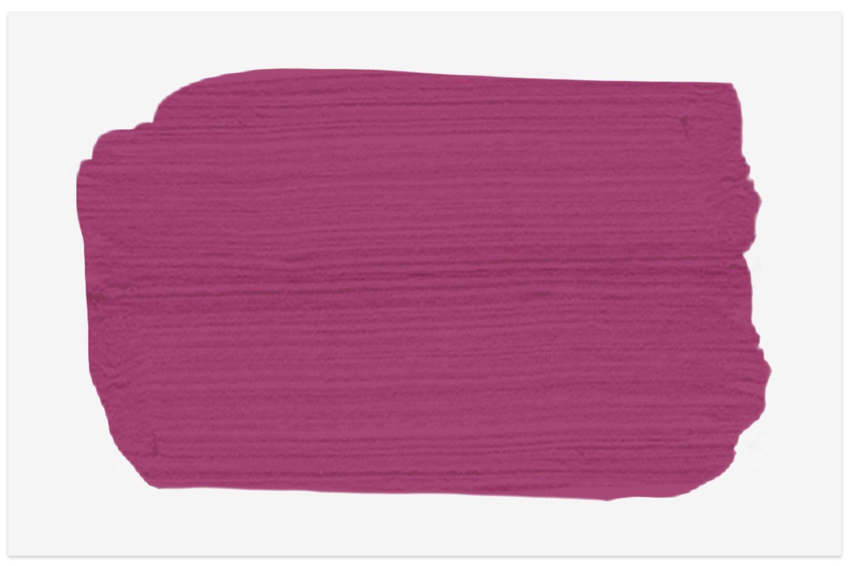 Cerise paint swatch from PPG Paints