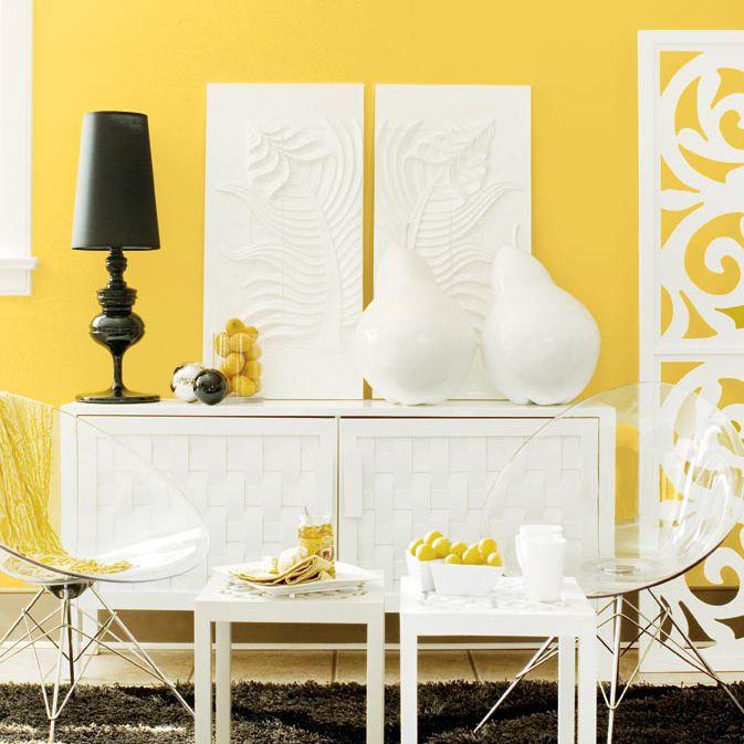 Mejores colores de pintura para habitaciones pequeñas Habitaciones pequeñas