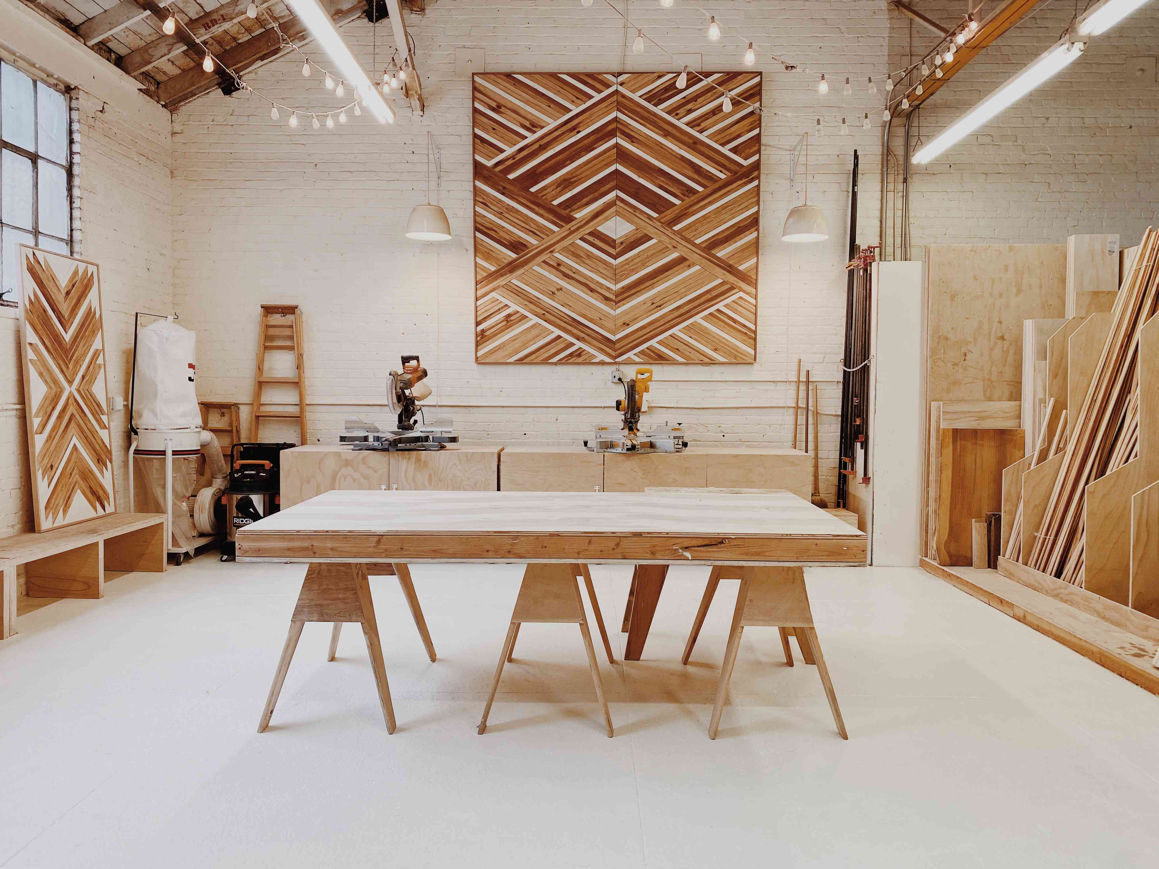 Aleksandra Zee's workshop
