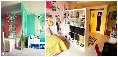 How To Design A Shared Room For Your Kids