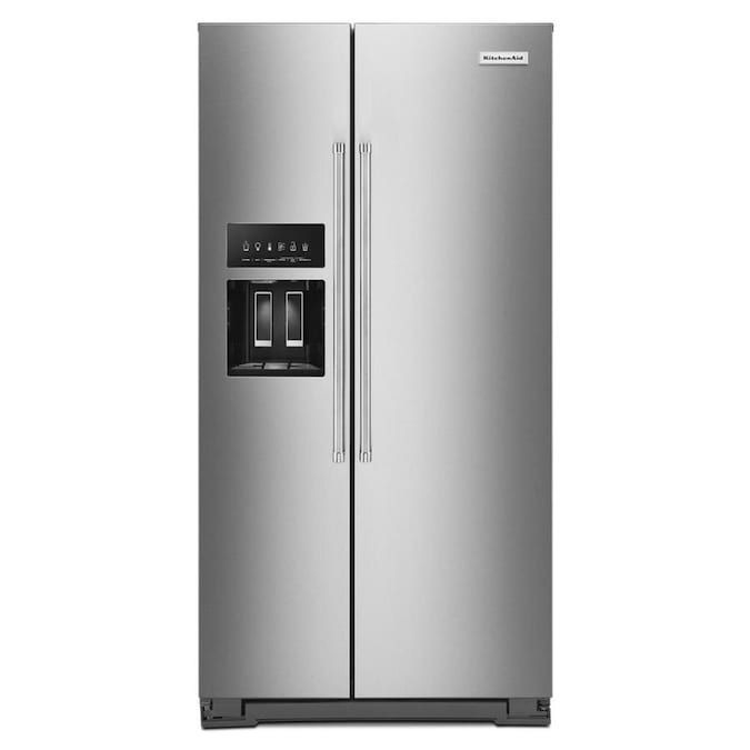 kitchenaid-side-by-side-refrigerator-stainless-steel-counter-depth