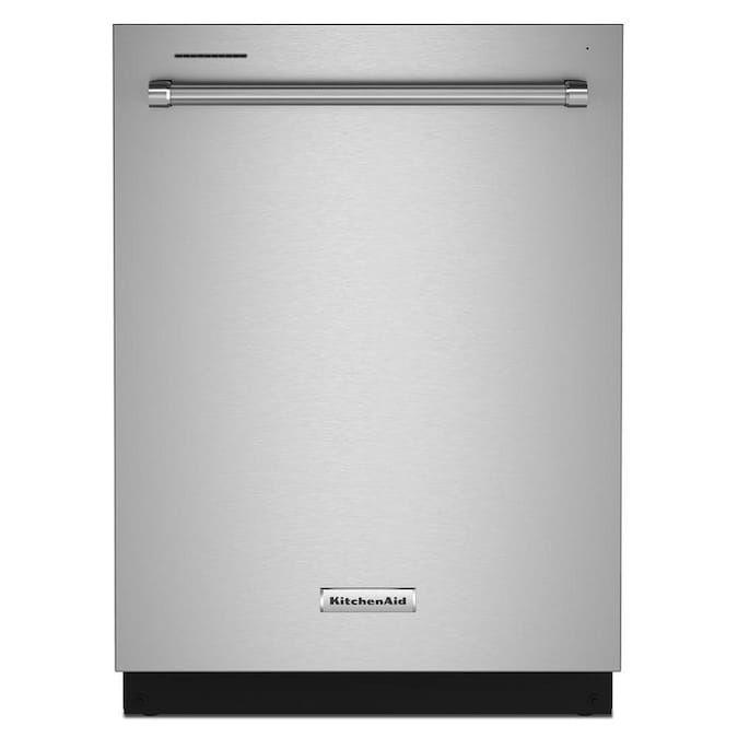 KitchenAid KDTM404KPS Top Control Built-In Dishwasher with Third Rack
