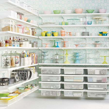 The Best Kitchen Storage Solutions From Elfa