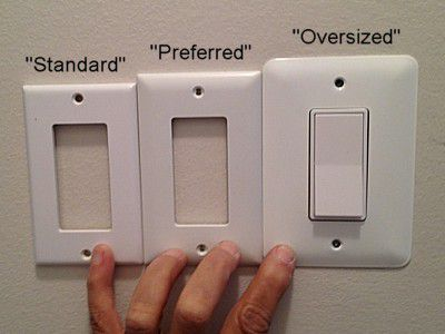 Light Switch Types >> Replacing A Toggle Light Switch With A Rocker Switch