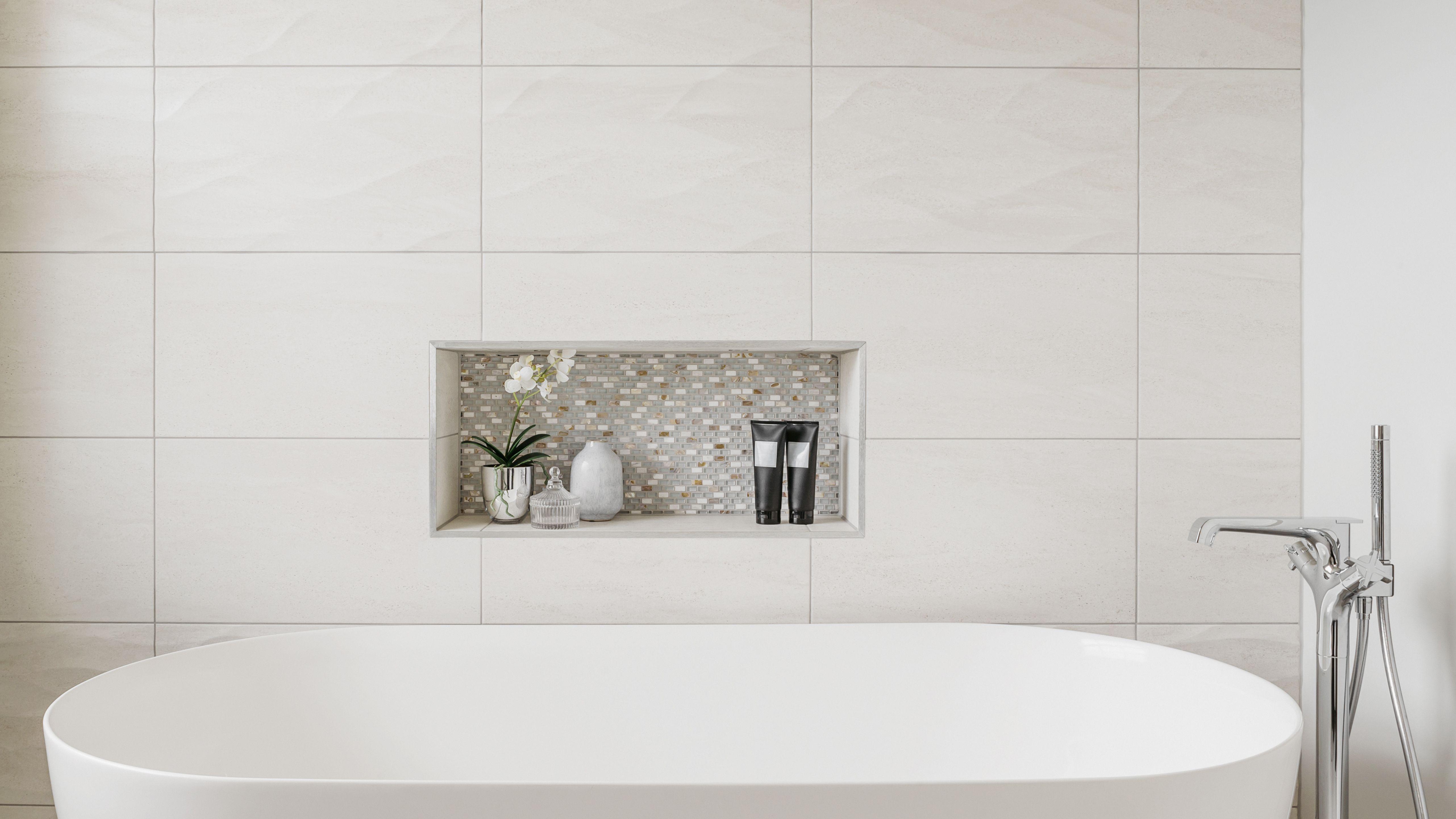30 Beautiful Bathroom Tile Design Ideas