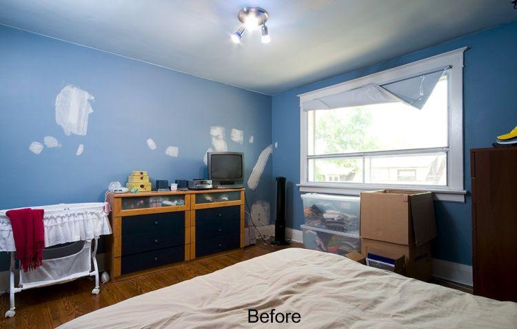 Dormitorio 2 - Antes del cambio de imagen