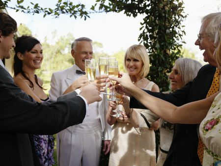 Compare Various Wedding Reception Types