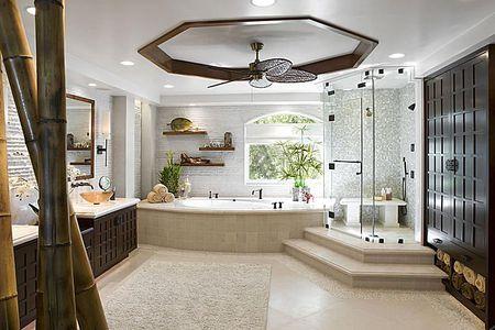Bathroom Decor.Modern Bathroom Decor