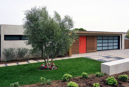 24 Garden Designs For Midcentury Modern Homes