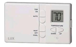 Lux Digital Thermostat