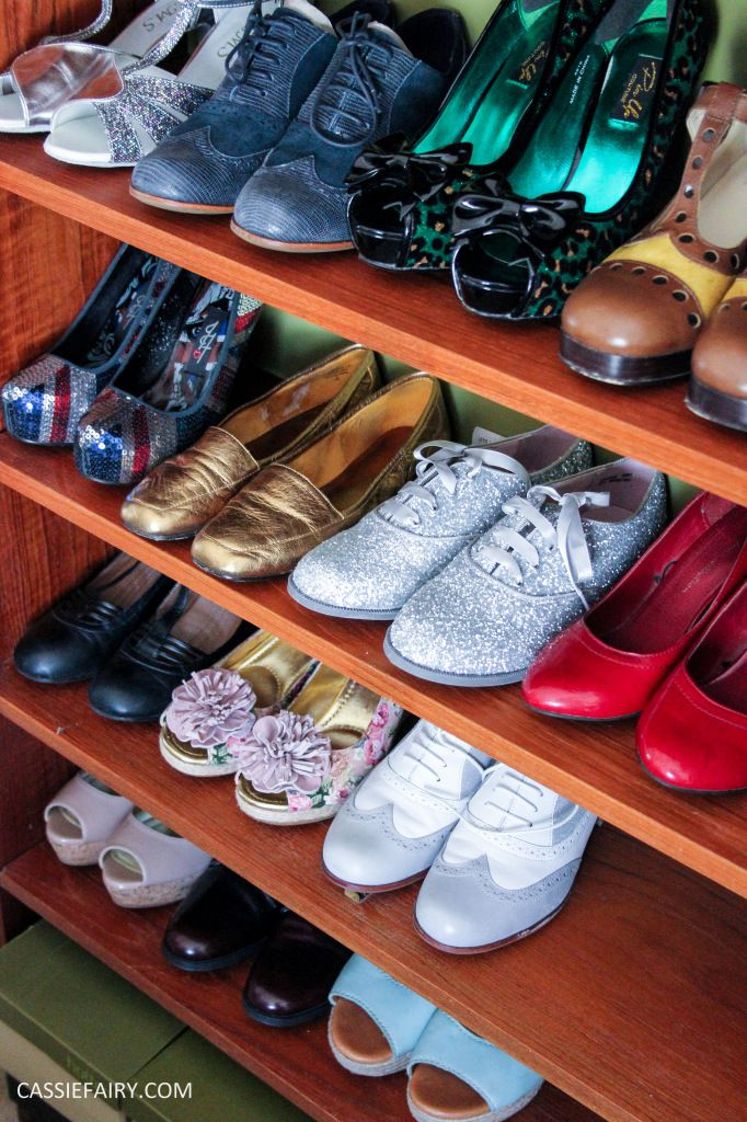 Ideas To Get Your Garages Shoe Pile Under Control