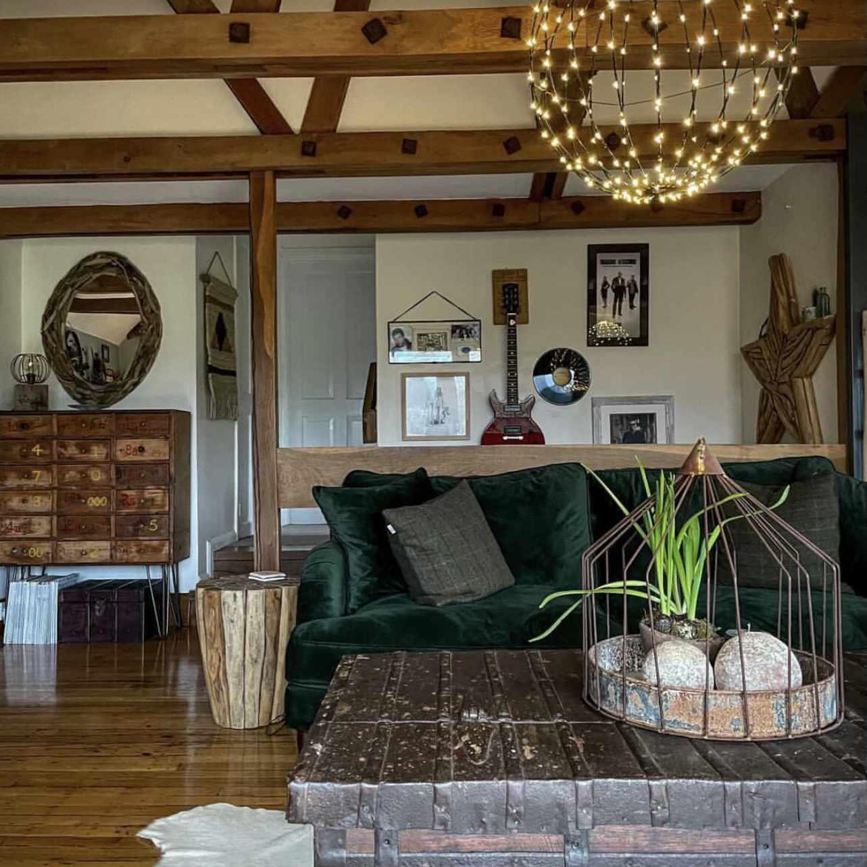Marta Dowling cabin decor