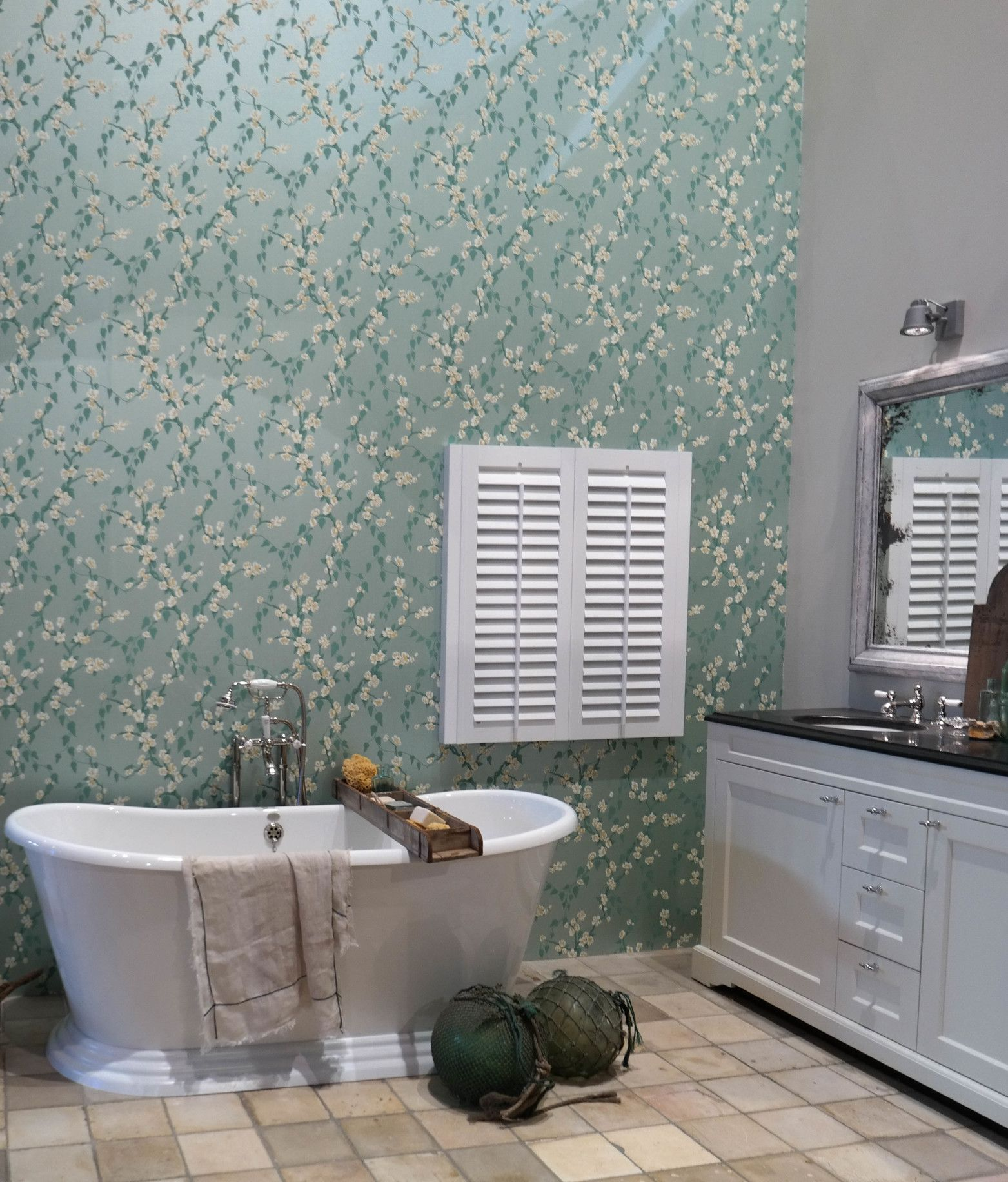 Green Bathroom Ideas: 12 Ideas For Gorgeous Green Bathrooms