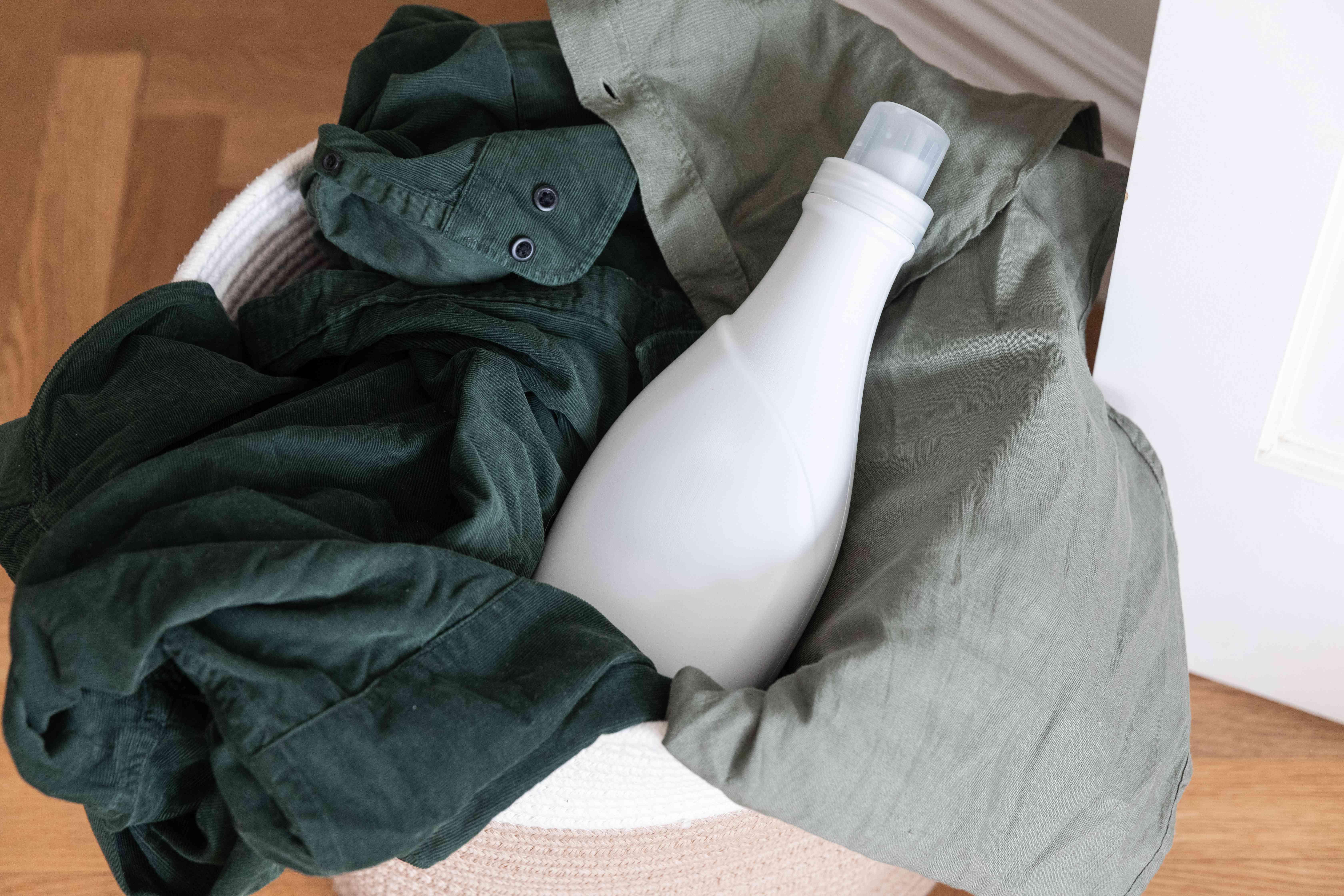 color safe detergent for laundry