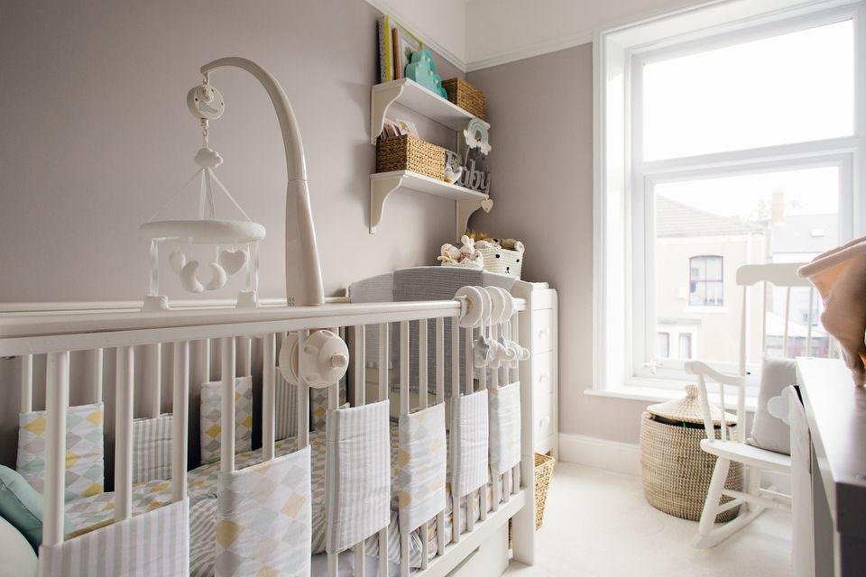 griege nursery color
