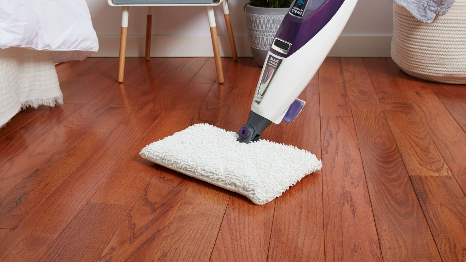 How To Steam Clean Hardwood Flooring