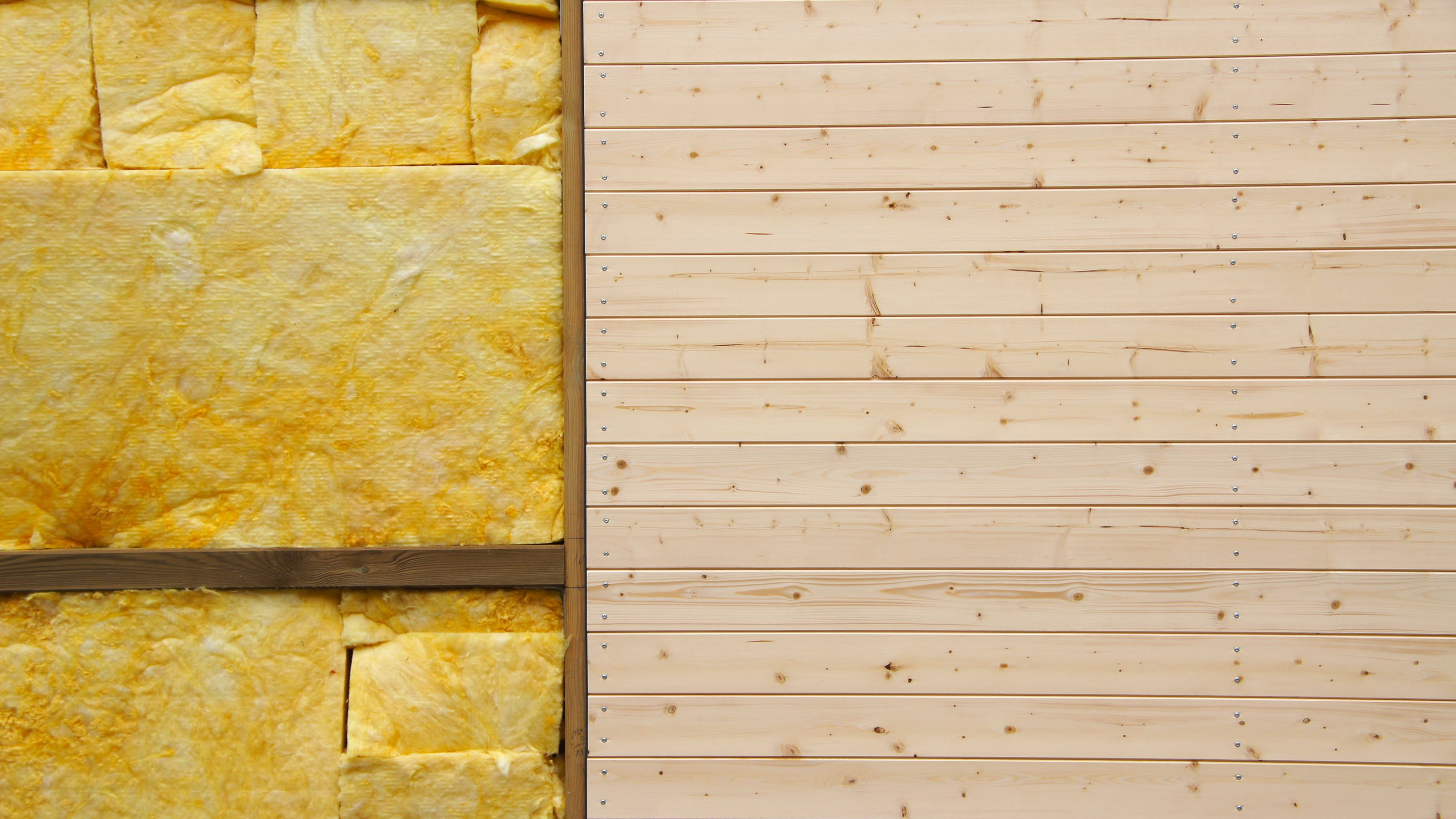 How To Add Insulation Walls That Are Closed