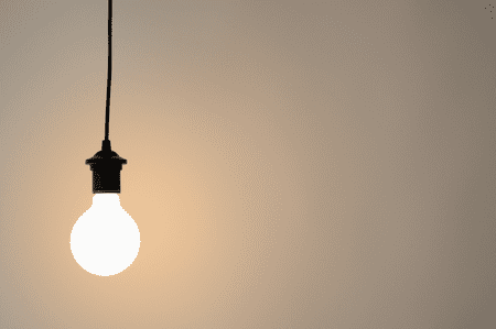 Why you need a lamp shade with examples bare bulb aloadofball Choice Image