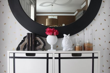 Ikea Stall Cabinet Hack Hero Small Entryways