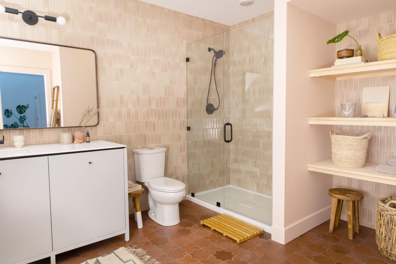 9 Basement Bathroom Ideas, Small Basement Bathroom