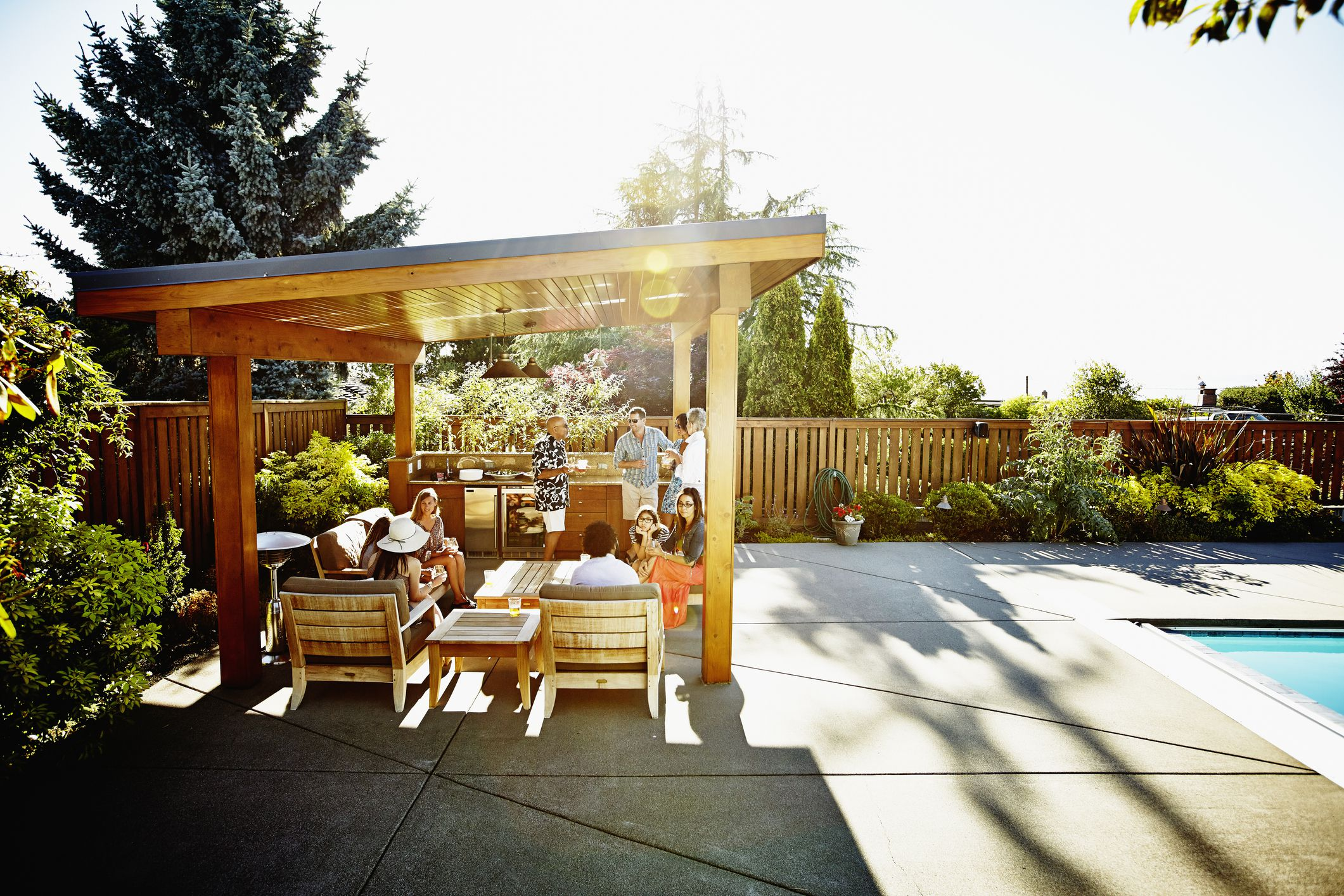 How Much Does a DIY Pergola Cost?
