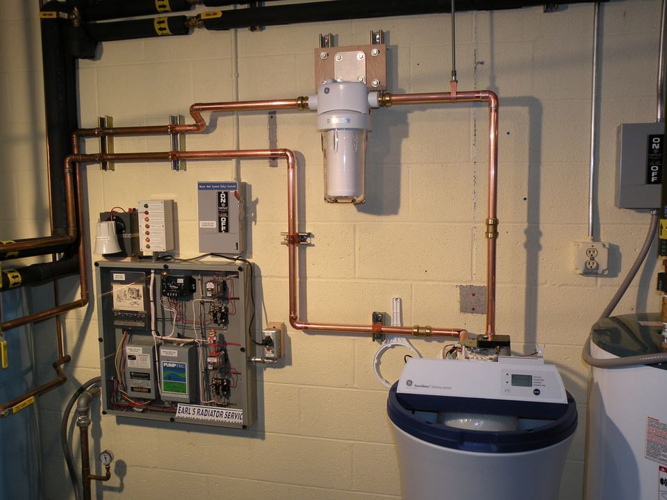 Installing A Water Softener Introduction