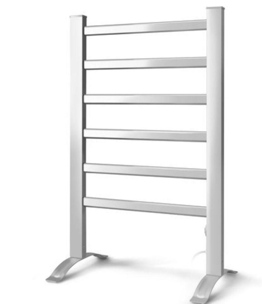 Innoka 2-in-1 Freestanding Electric Towel Warmer