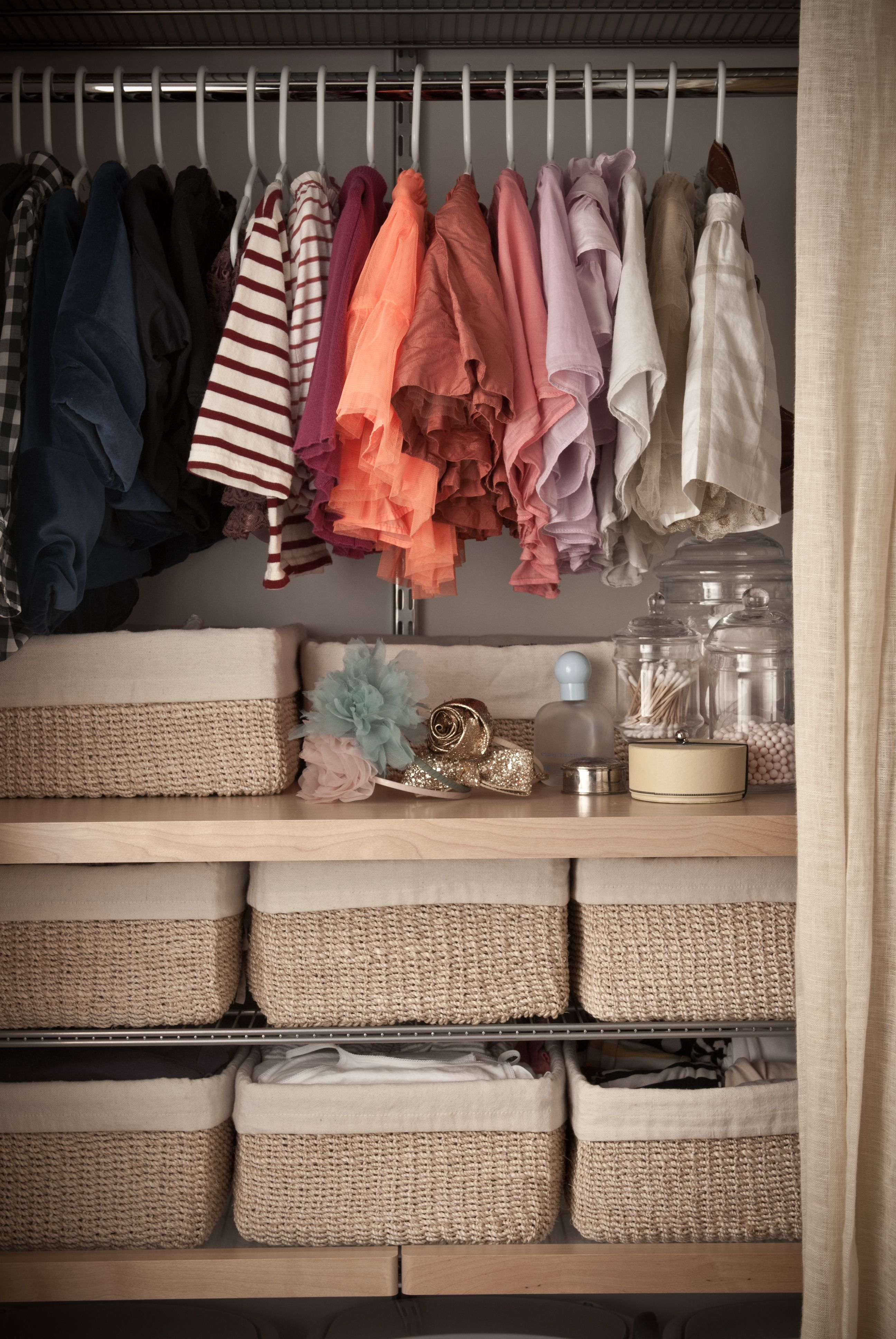How To Make The Most Of Your Small Closet Space
