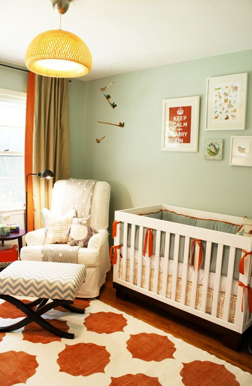 Modern Gray And Teal Gender Neutral Nursery Project Color Palettes