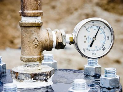 How a Water Pressure Regulator Works