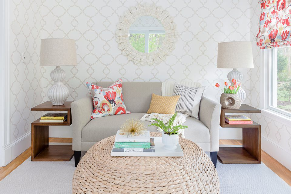 15 Simple Small Living Room Ideas Brimming With Style