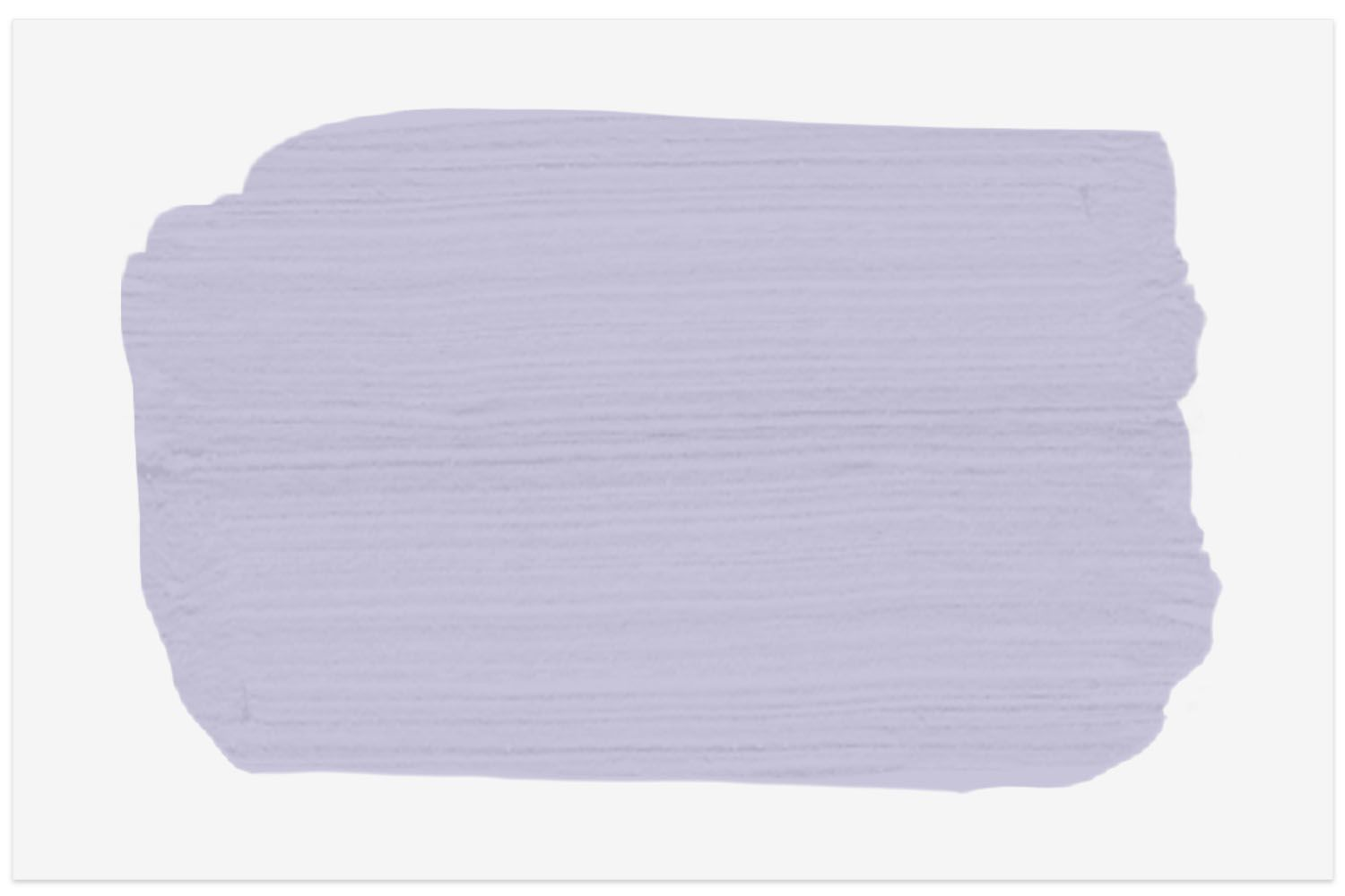 Benjamin Moore French Lilac paint swatch