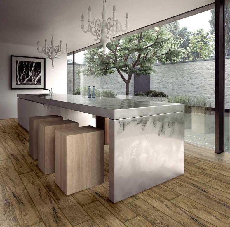 The Basics Of Wood Look Ceramic Tile