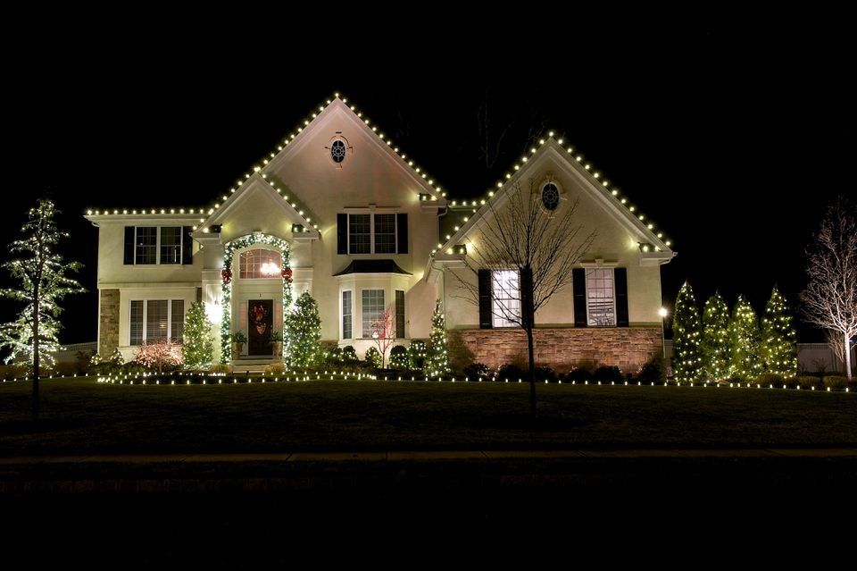 Christmas Lighting.Diy Christmas Lights And Outside Decorations