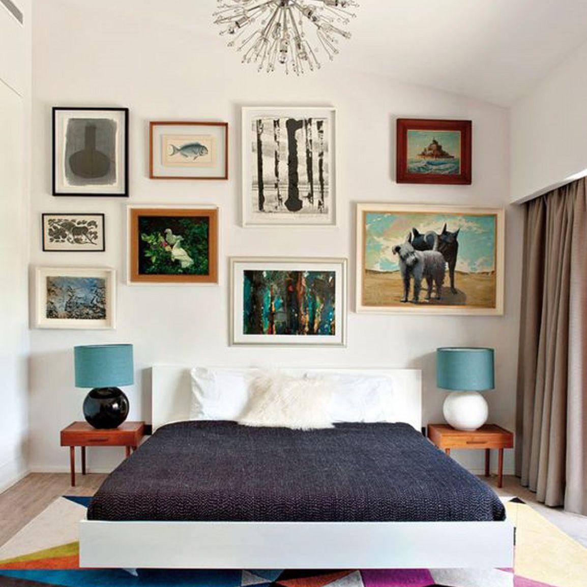 24 Mid Century Modern Bedroom Decorating Ideas