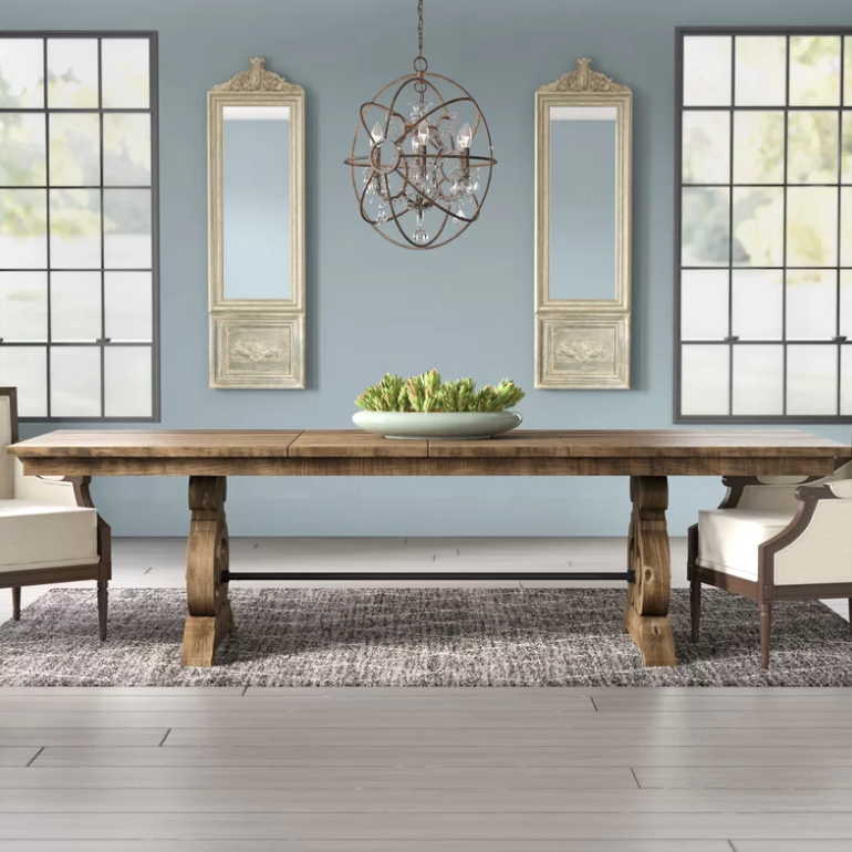The 9 Best Dining Room Tables Of 2020