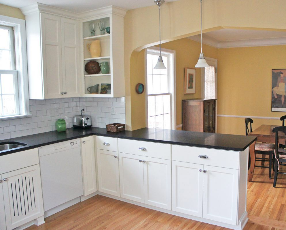 micro addition to expand kitchen