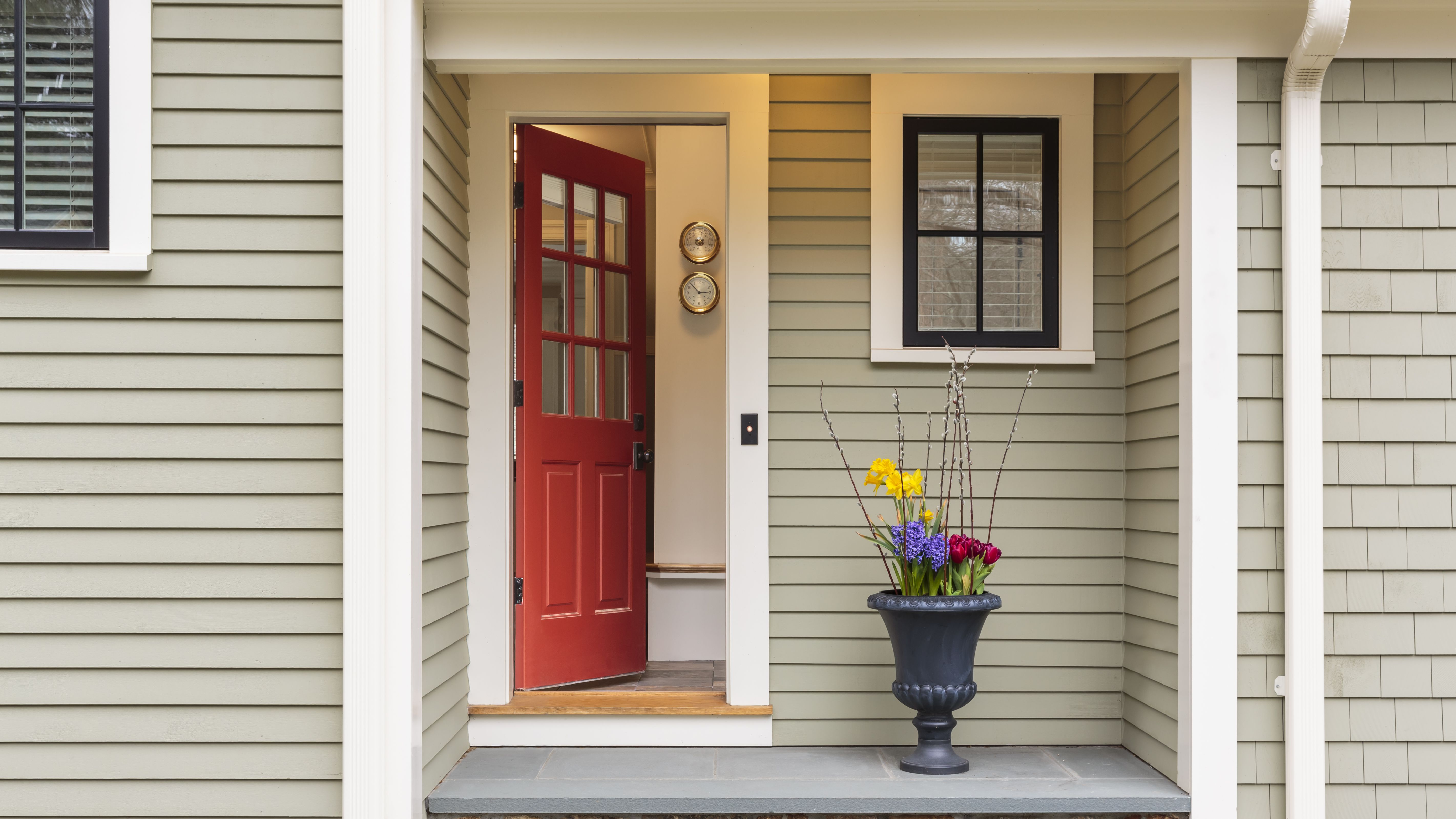 How To Replace A Window Grille In An Exterior Door