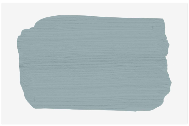 Interesting Aqua paint swatch