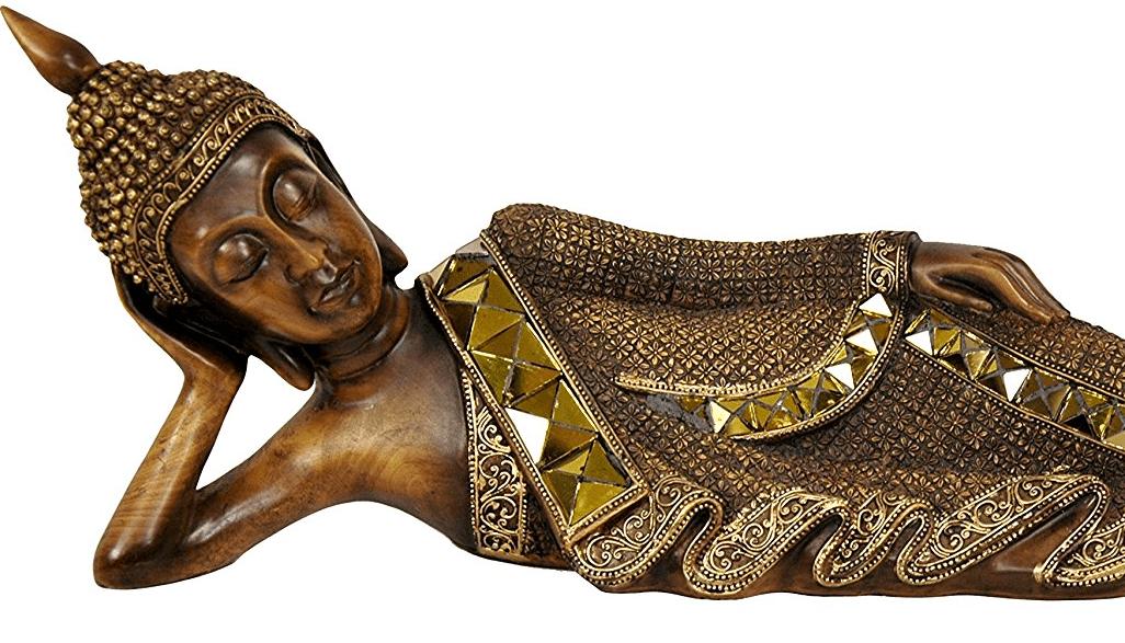 reclining Buddha statue