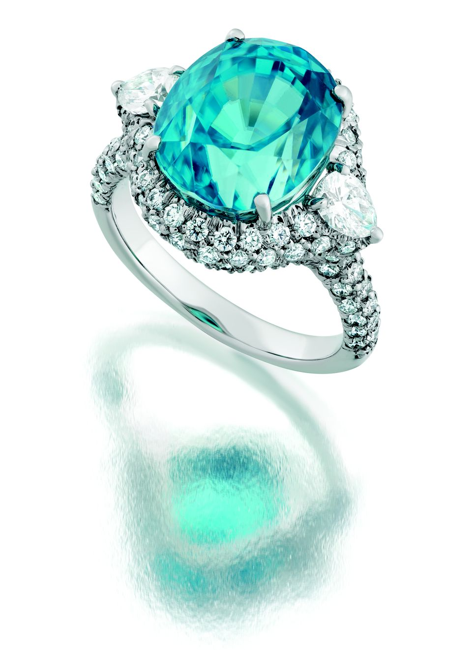 Powerful in Paraiba Tourmaline