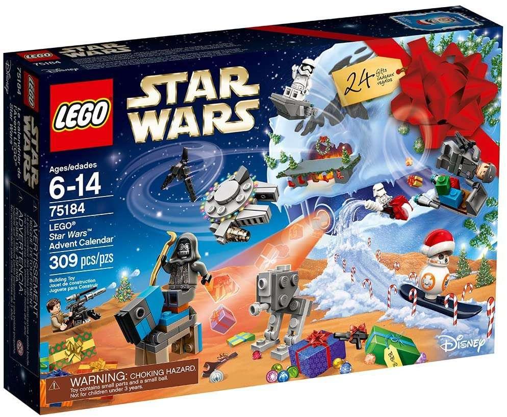 LEGO Star Wars Toy Advent Calendar