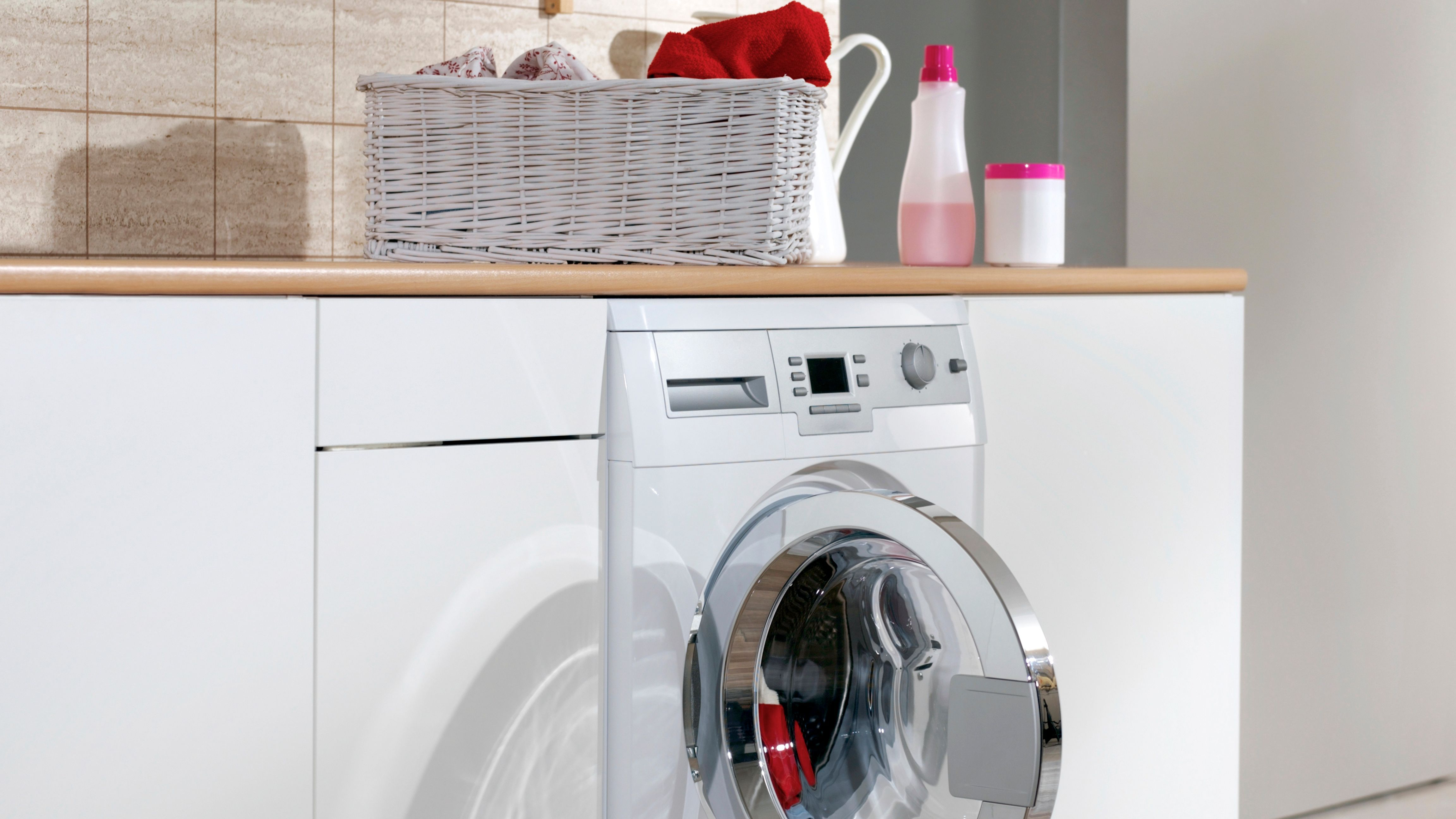 How to Sanitize and Disinfect a Washer and Dryer