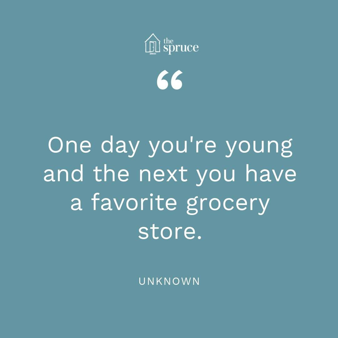 favorite grocery store quote